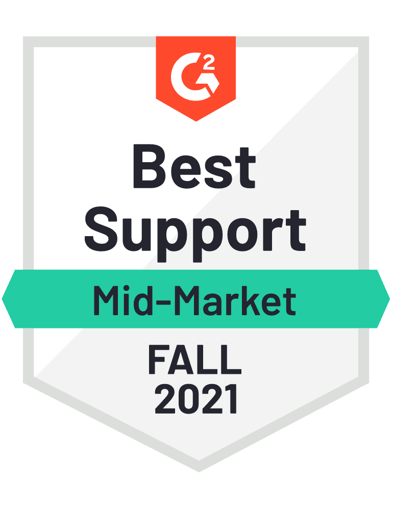 2021 fall mid-market best support